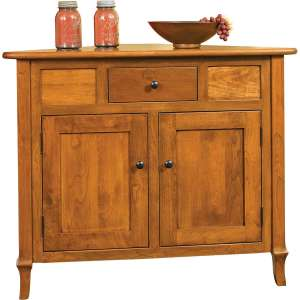 Corner Cabinets | Dining Room | Frontier Furniture ...